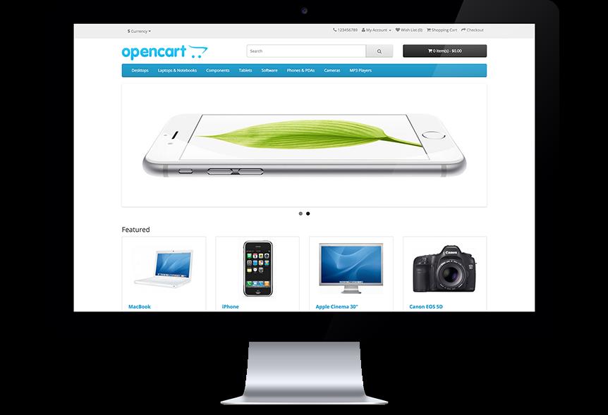 OpenCart seo details