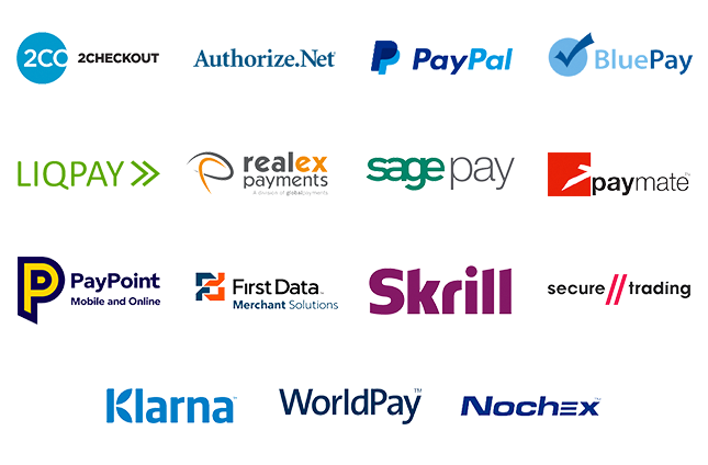 Payment Gateways